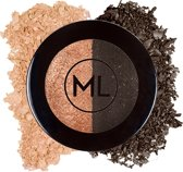 Model Launcher Baked Split Eye Shadow - Oasis