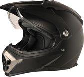 RXA X-Road Helm - Mat Zwart