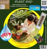28x PlantPads 9 cm - Watervasthoudende biogel met plantenvoeding