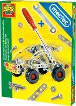 SES Mectec constructieset auto