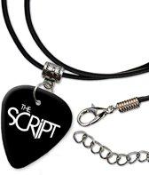 The Script plectrum ketting