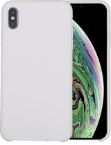 Mobigear Liquid Silicone Wit iPhone Xs Max