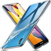 Huawei P20 Lite- hoesje ESR Hues  – flexibel, dun & licht – Transparant
