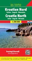 FB Noord-Kroatië • Istrië • Zagreb • Slavonië