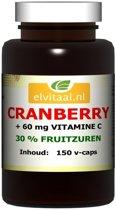 Elvitaal Cranberry 150 V-caps