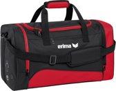 Erima Club 1900 2.0 Sporttas - rood/zwart - 55 x 30 x 30 cm - M