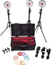 Rotolight NEO 2 LED 3 Light Kit for Film/Photo/Video