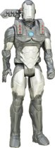 Marvel Avengers War Machine actiefiguur - Titan Hero 30 cm