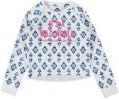 Cars Jeans meisjes sweater - off white - Maat 164