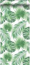 ESTAhome behang tropische bladeren groen - 139013