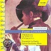 Masterpiece collection - Vivaldi: Flute Concertos / Dambrine et al