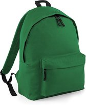 BagBase Backpack Rugzak - 14 l - Bottle Green
