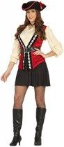 Piratenpak Deluxe Dames