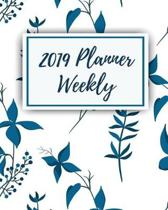 2019 Planner Weekly