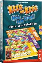 Keer op Keer Scoreblok 3 stuks Level 2, 3 en 4 Dobbelspel