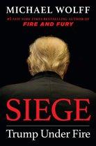 Boek cover Siege: trump under fire van Michael Wolff