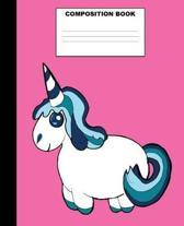 Unicorn Composition Book