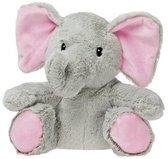 Warmteknuffel lavendel-tarwe Babyolifant