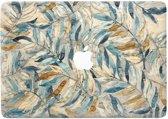 Lunso - vinyl sticker - MacBook Pro 13 inch (2016-2019) - Leaves
