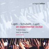 Ligeti; Schubert - An Experimental Recital