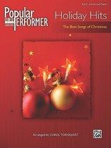 Popular Performer -- Holiday Hits