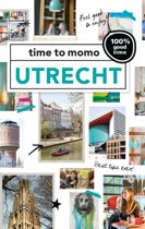 Omslag van 'Time to momo - Utrecht'