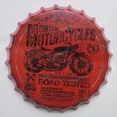 Beer cap Motorcycles| GerichteKeuze