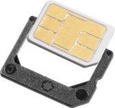 Azuri simkaart adapter - nano-sim naar micro-sim