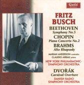 Busch, Fritz  - Beethoven, Chopin,