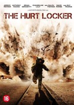 DVD cover van The Hurt Locker