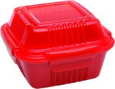 Aladdin Lunchbox Lunchbox Take away 0,35 liter Rood