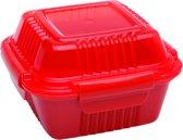 Aladdin Take Away Lunchbox - Dubbelwandig - 0.35 l - Tomato - Rood
