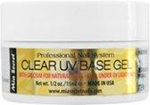 Clear UV Base Gel 15ml.