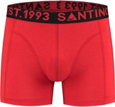 SANTINO 2-pack bamboe boxershorts Boxer