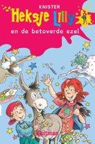 Dyslexie boeken - Heksje Lilly en de betoverende ezel