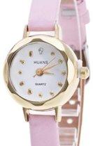 Horloge- Roze- Huans- 22 mm- Tiener