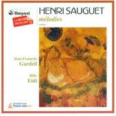 Sauguet: V 17: Melodies