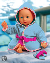 Bayer Deluxe Dress Kleren van Doll, geschikt voor poppen tot 46 cm