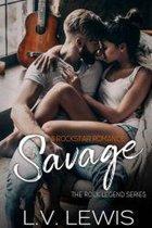 Savage: A Rockstar Romance