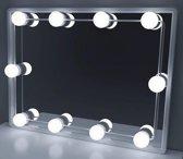SEFID lite Hollywood Spiegel lampen – 10x Led make up lamp - Dimbaar