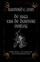 De Saga van de Duistere oorlog / 3 Toorn van een waanzinnige god