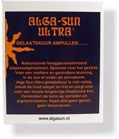 Algasun Ultra Gelaatskuur - Ampullen - 5 x 2 ml - Zonnebrand lotion