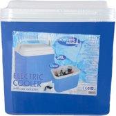 Excellent Elektrische koelbox - Blauw