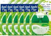 Ambi Pur Flush Green Fields Houder Voordeelverpakking