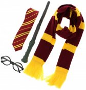 4 delige Wizard/Witch Harry Potter set multicolours - Zac's Alter Ego