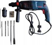 Boorhamer BOXER SR-063 Professional - Boorhamer – incl. accessoires en extra boorkop – 3150 watt
