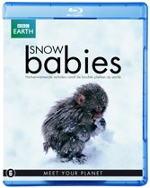 BBC Earth - Snow Babies (Blu-ray)