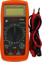 Skandia multimeter digitaal 600V 10A