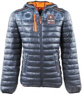 Geographical Norway - Heren - Winterjas - Budapest - Grijs