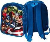 The Avengers rugzak 34cm / shield
